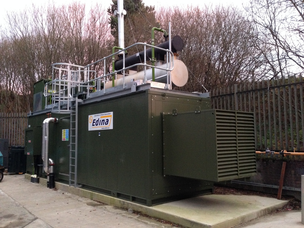Can A Plant Room Have External Cladding